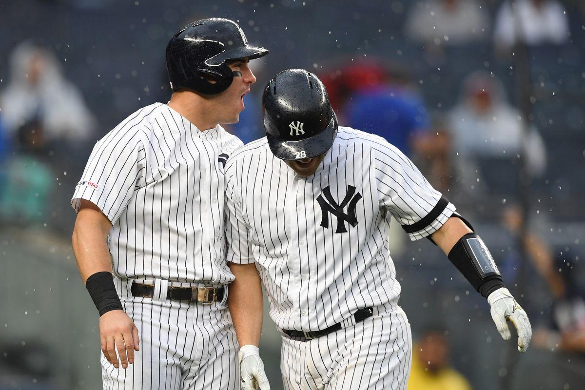 Arizona Diamondbacks v New York Yankees