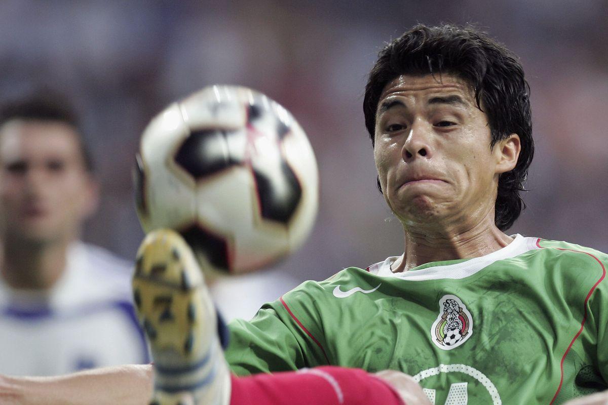FIFA Confederations Cup 2005 Greece v Mexico