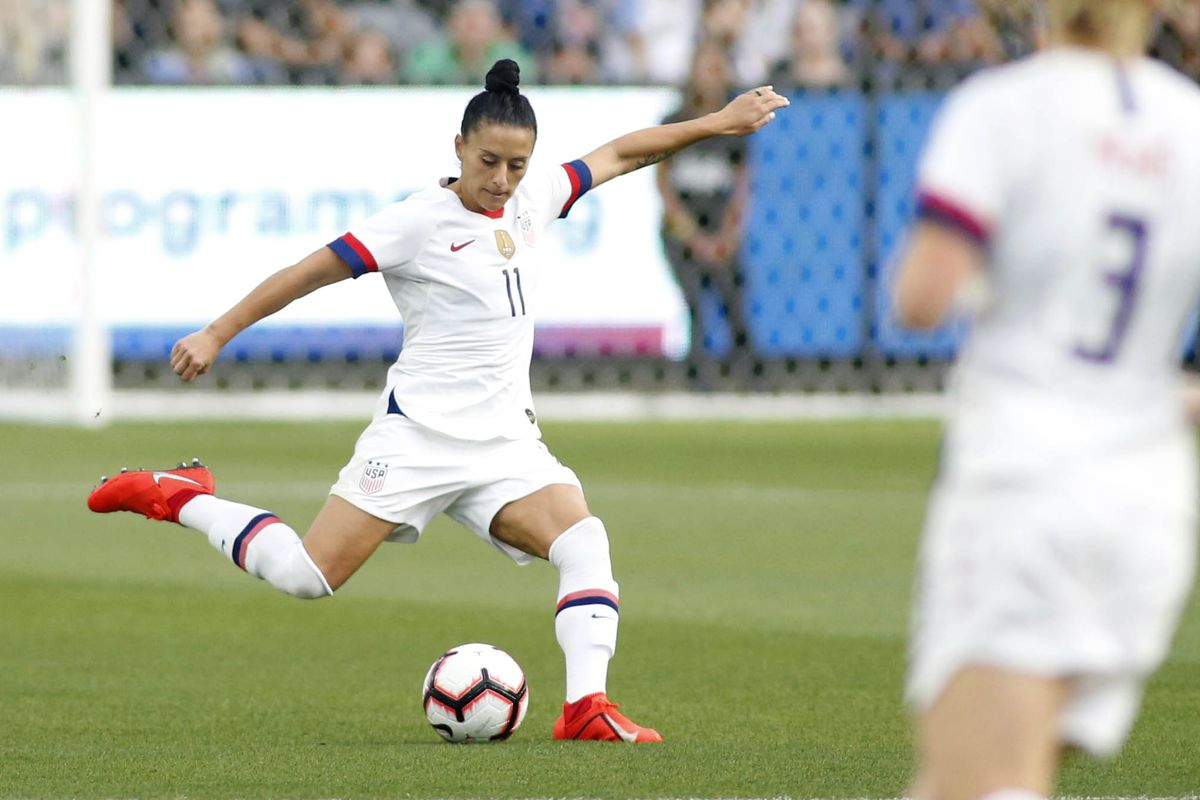 Ali Krieger's return to USWNT is an indictment of Jill Ellis