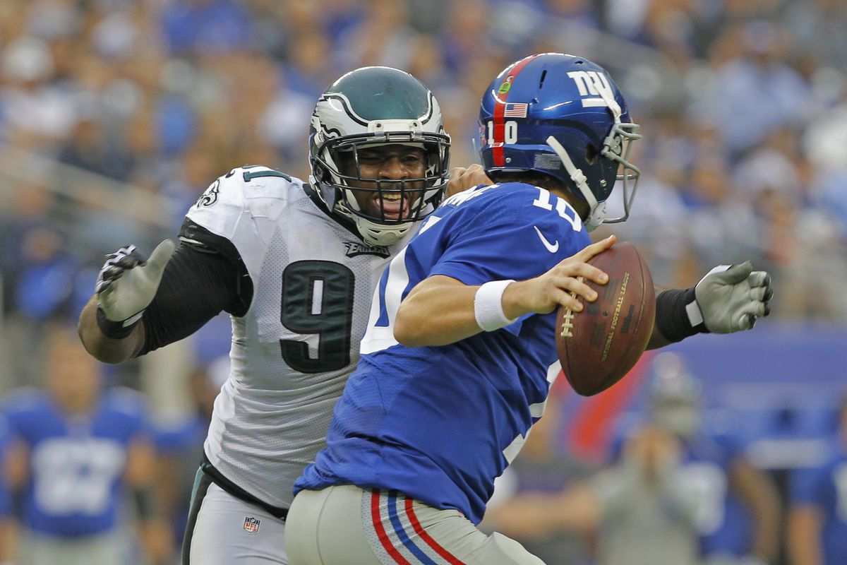 Eagles Vs Giants Score Updates Bleeding Green Nation
