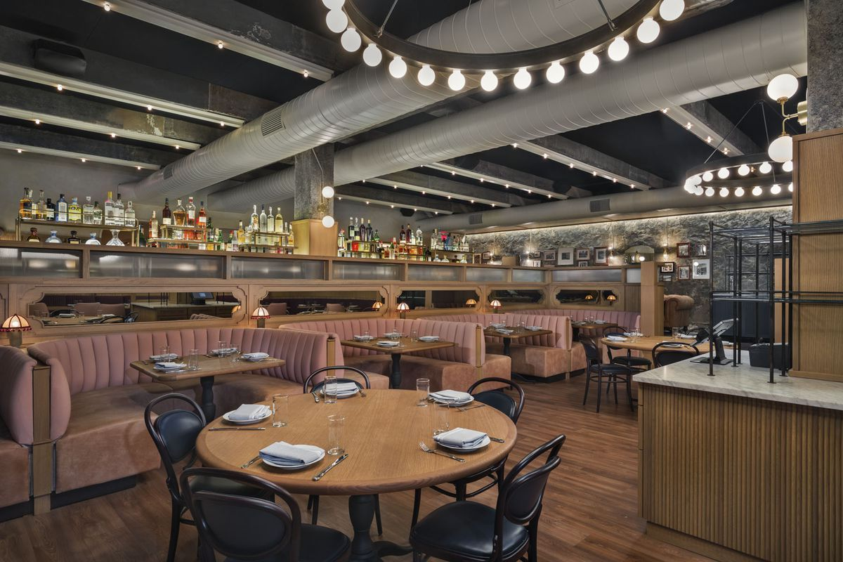 Indoor Dining At Philly Restaurants