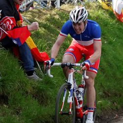 Arnaud Demare, 23rd on the day