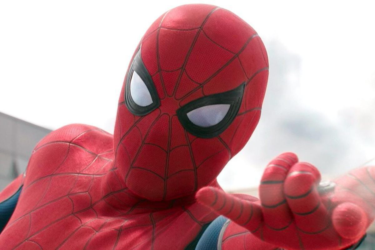 A scene from Spider-Man: Homecoming