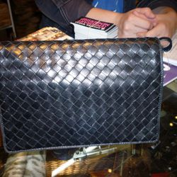 One of two Bottega Veneta small bags left.  This one is $185 and comes with a little mirror inside.