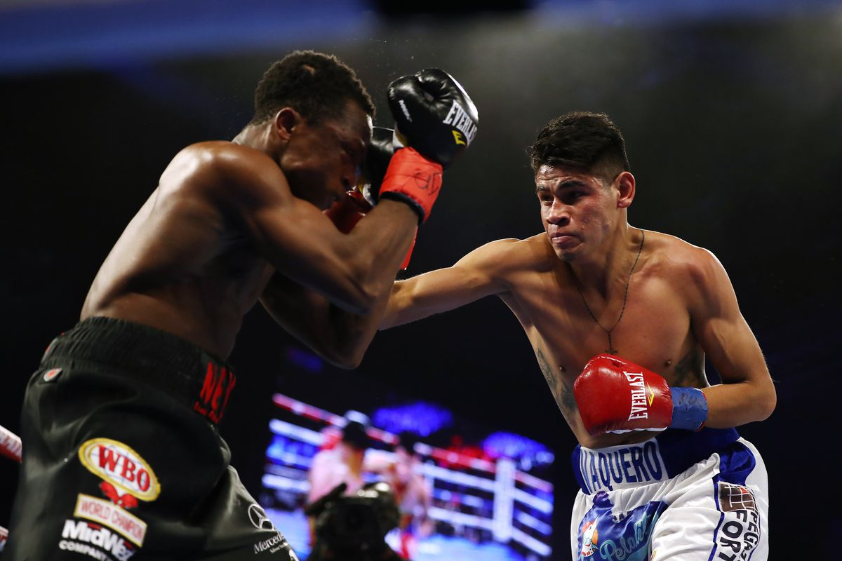 Boxing fight times and TV schedule for Aug  14-17 - Bad Left