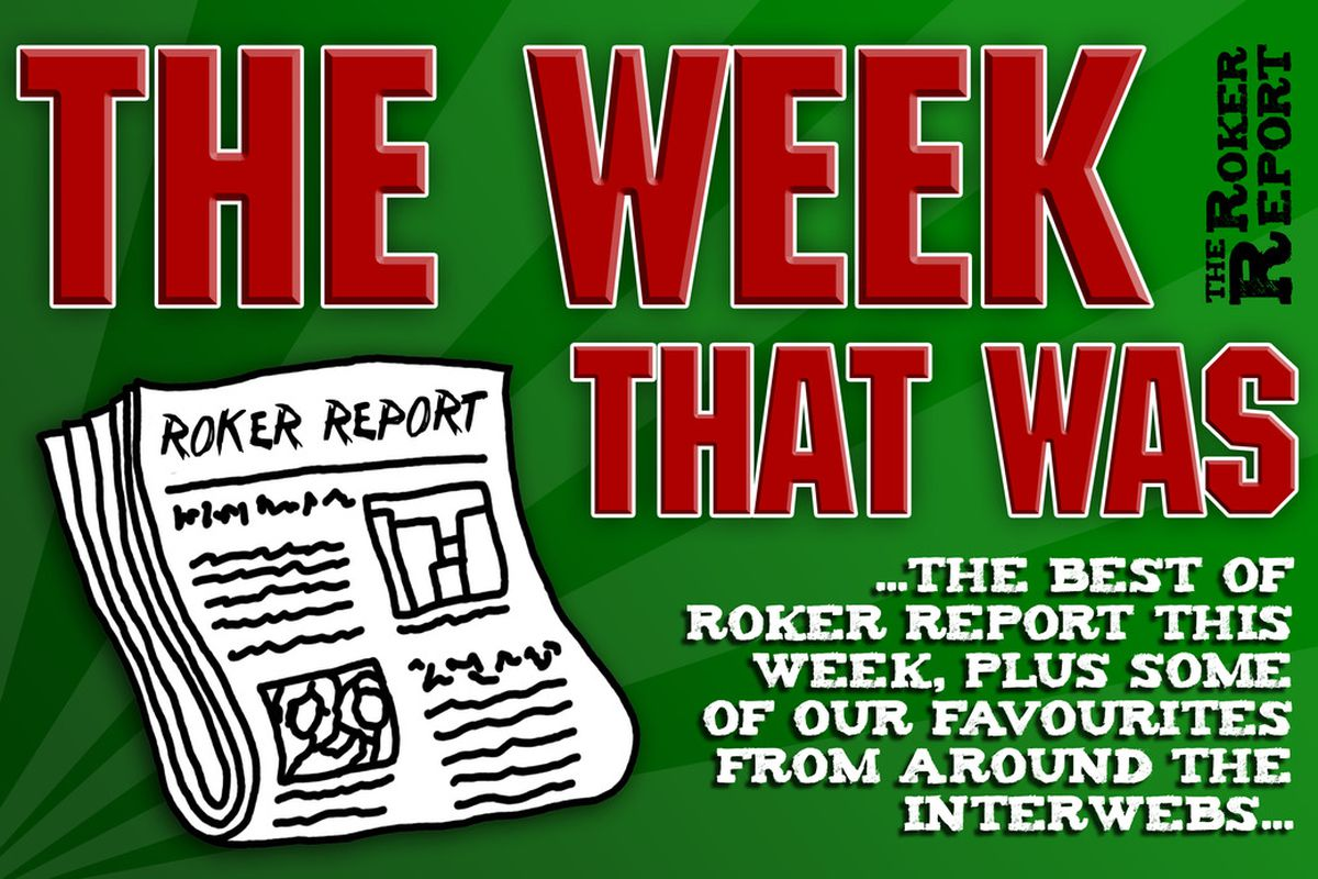 THE WEEK THAT WAS NEW
