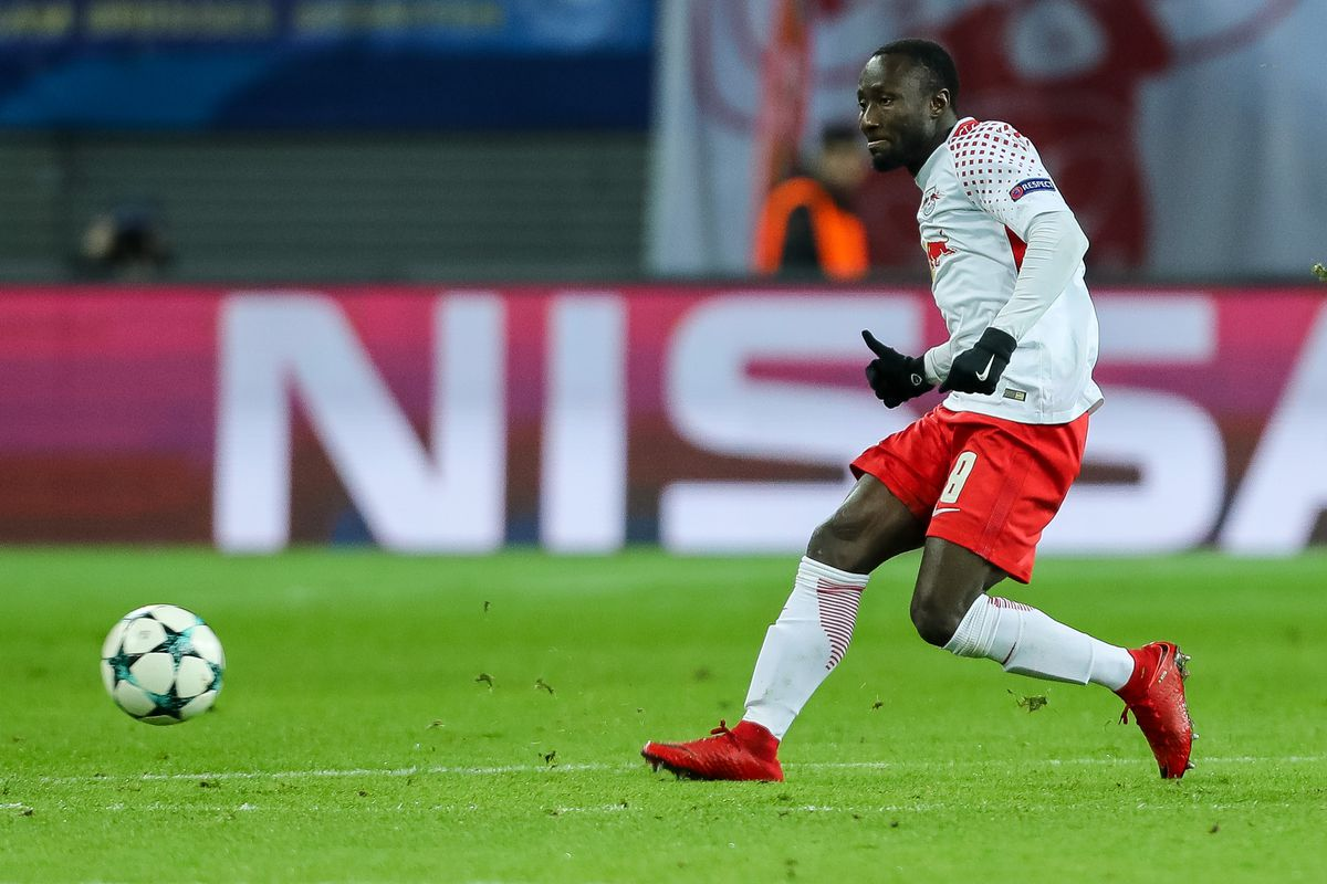 Naby Keita to Liverpool