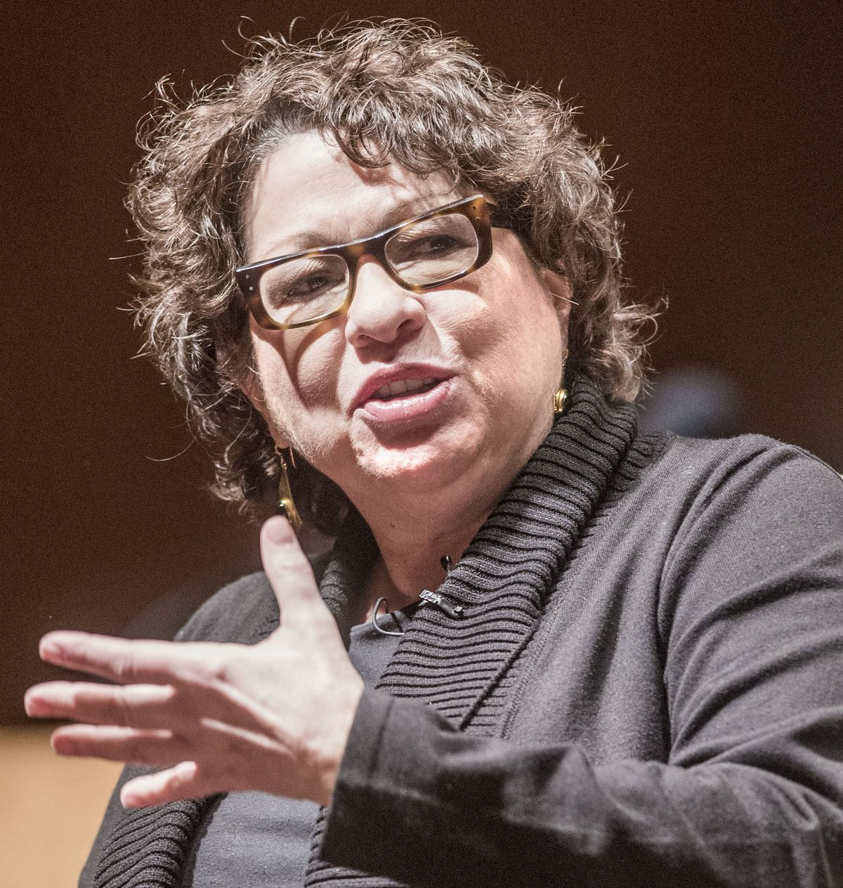 U.S. Supreme Court Justice Sonia Sotomayor in 2016.
