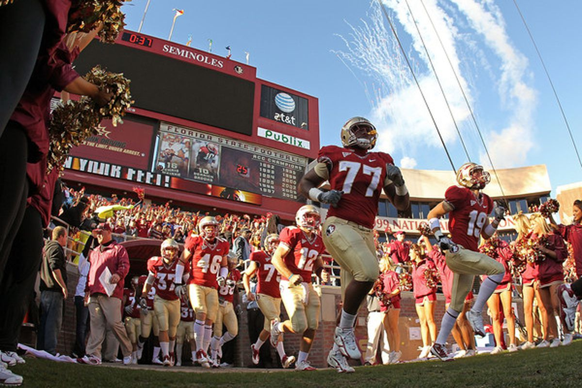 All eyes will be on Tallahassee this weekend (Photo by Mike Ehrmann/Getty Images)