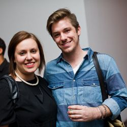 Sarah Meyer and Ryan Thomann of Best Brooklyn Store winner Life Curated