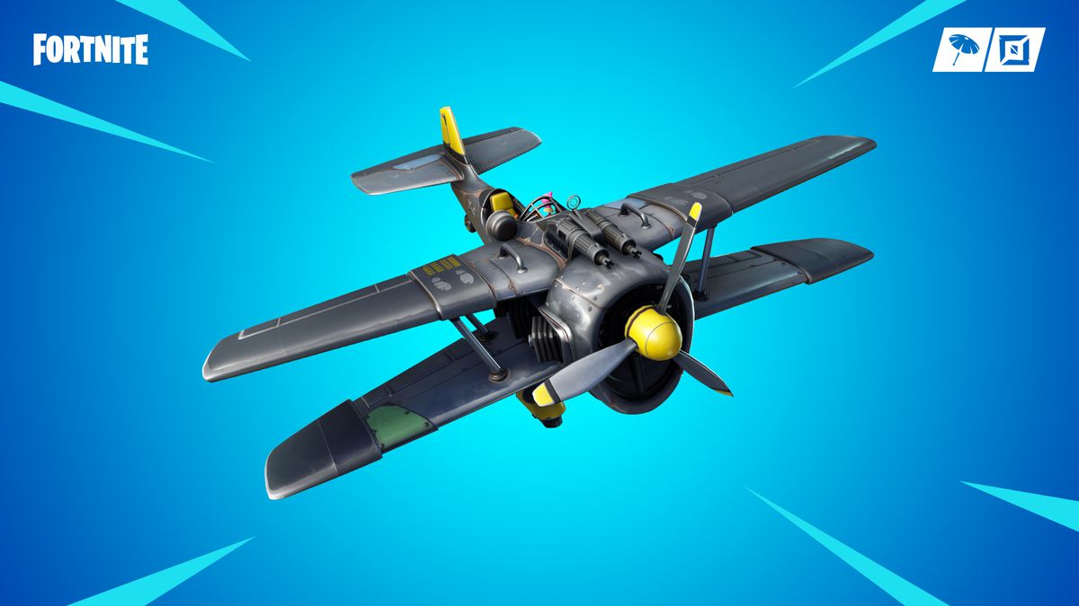 Fortnite Season 7 Brings Ziplines A Plane And New Map Updates Polygon
