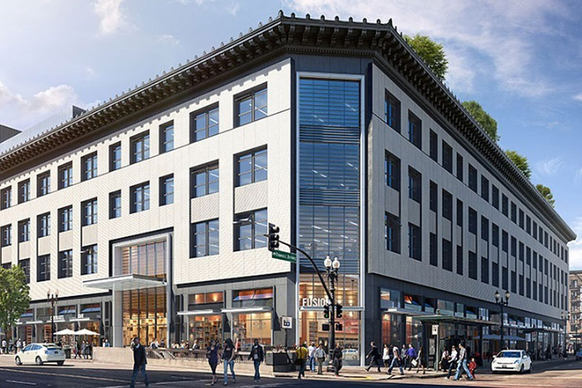Uber sells Uptown Station HQ to Oakland firm - Curbed SF