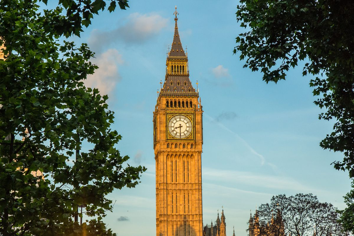 London S Big Ben Will Go Silent Until 2021 For 37m Renovation Curbed