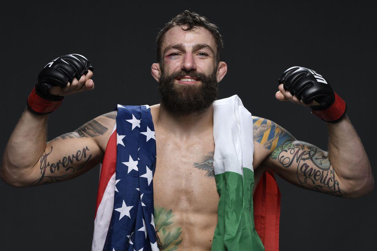 UFC Fight Night Chiesa v Magny