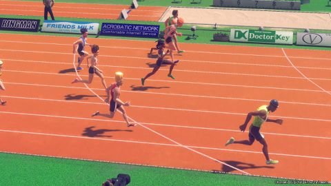 Hyper Sports R might be the Switch's missing next-gen Wii Sports
