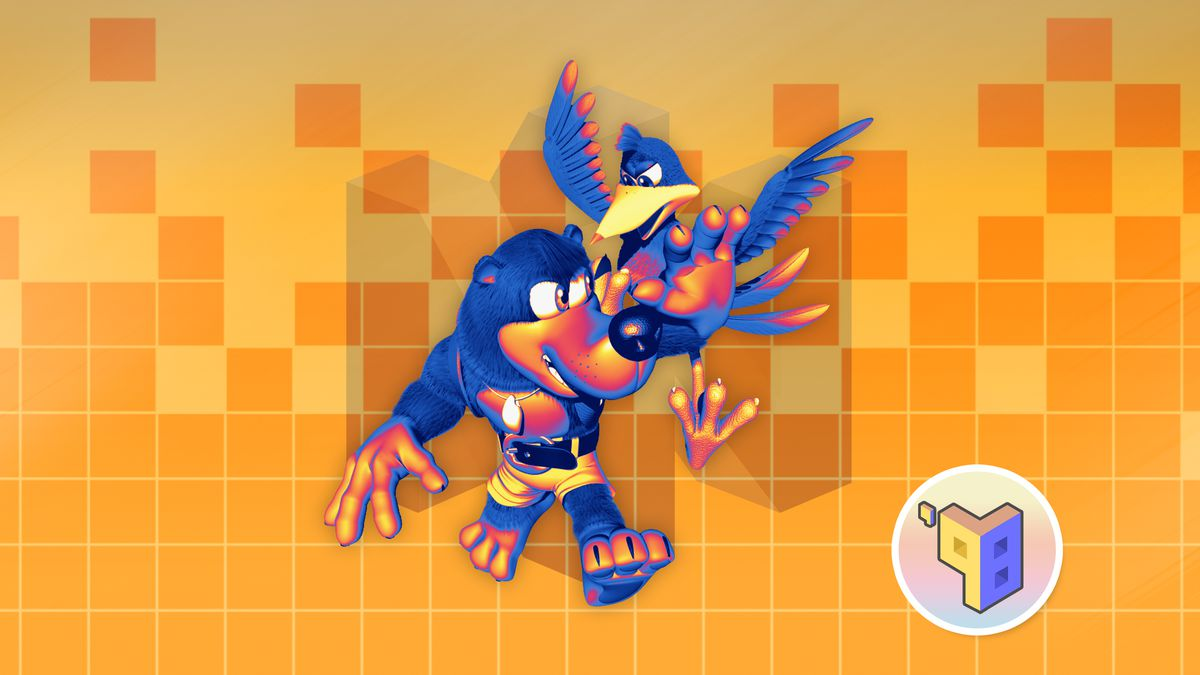 How Banjo Kazooie Became A Bridge Between Marios The Ringer