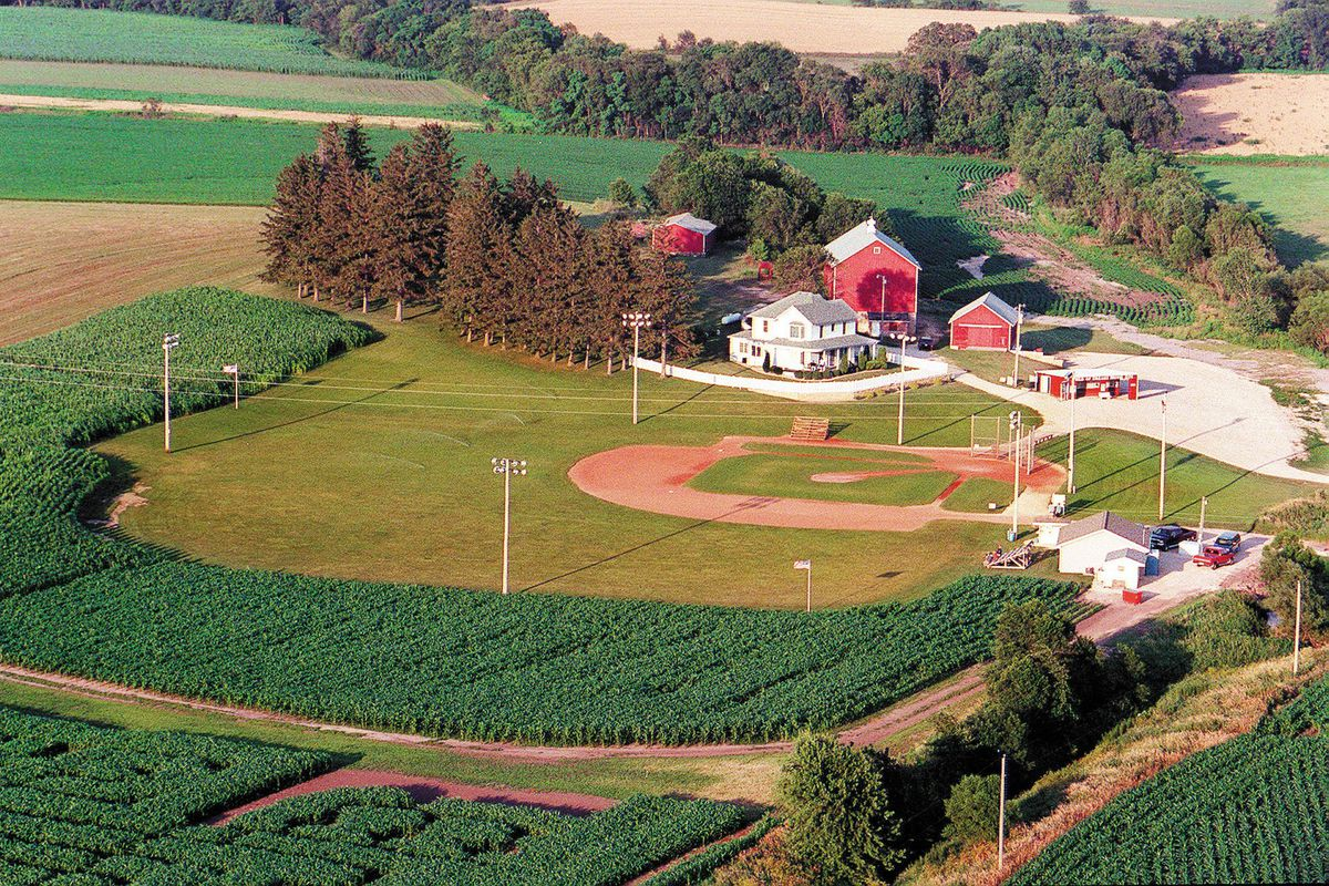 White Sox and Yankees will play at the Field of Dreams in Iowa in 2020