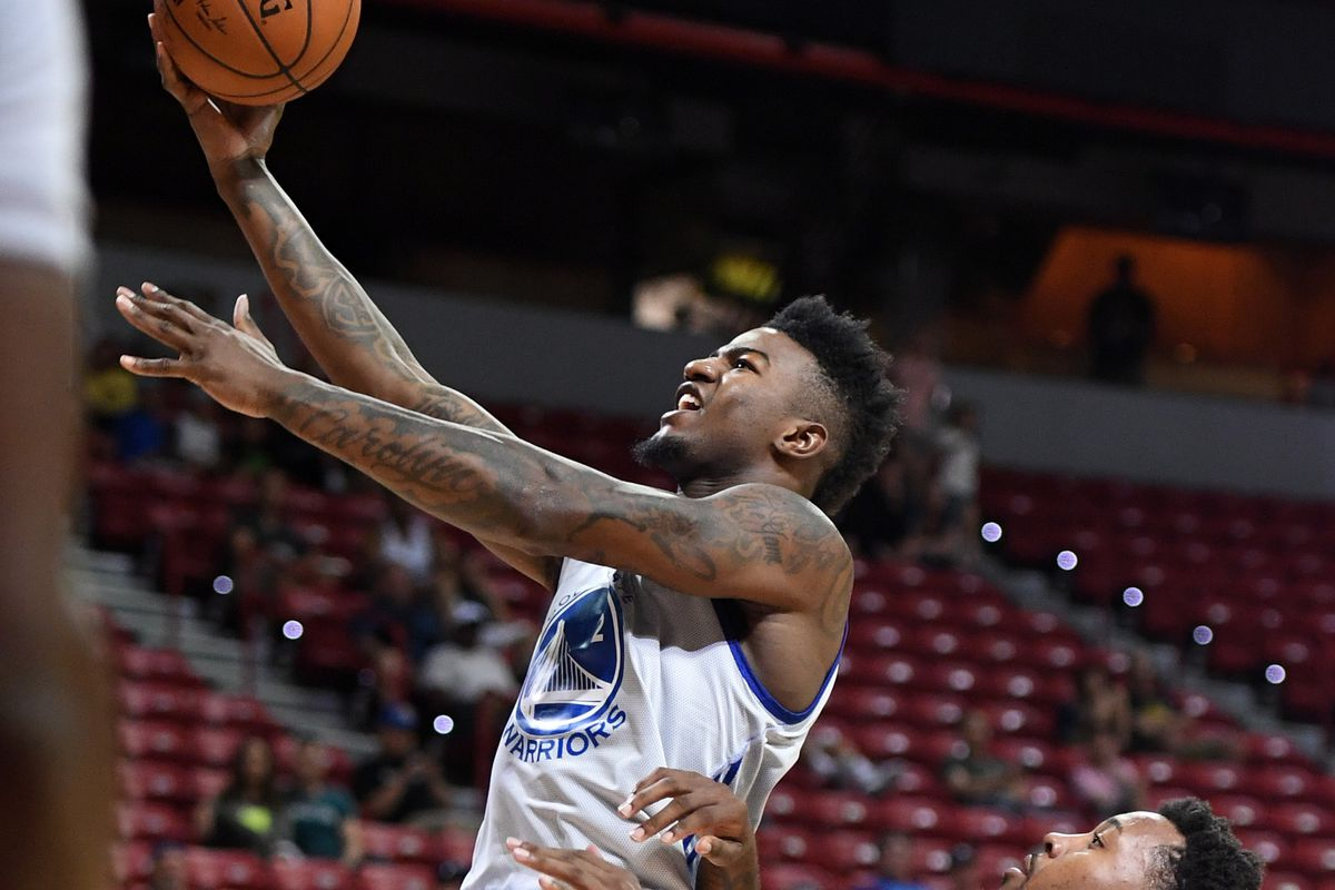 048097880d1fb3 NBA Summer League Recap  Jordan Bell Exhibits Versatility for Golden State  Warriors
