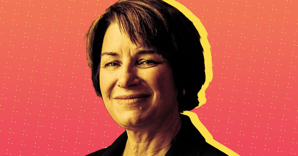 Amy Klobuchar is coming for the App Store tax