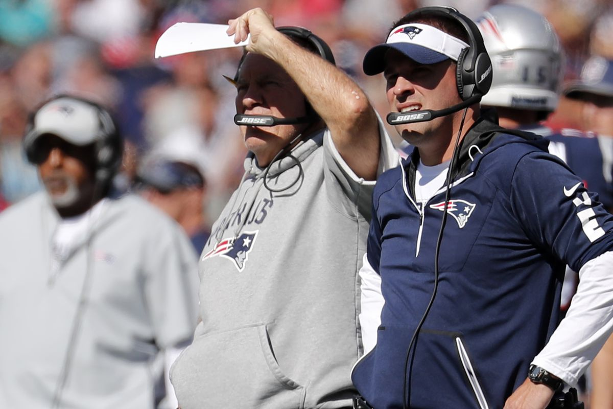 NFL: SEP 30 Dolphins at Patriots