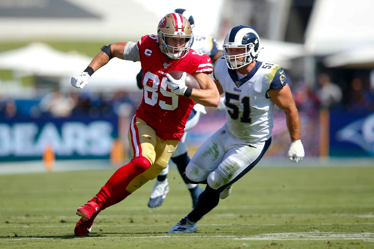 Rams Vs 49ers Game Thread Gang Green Nation