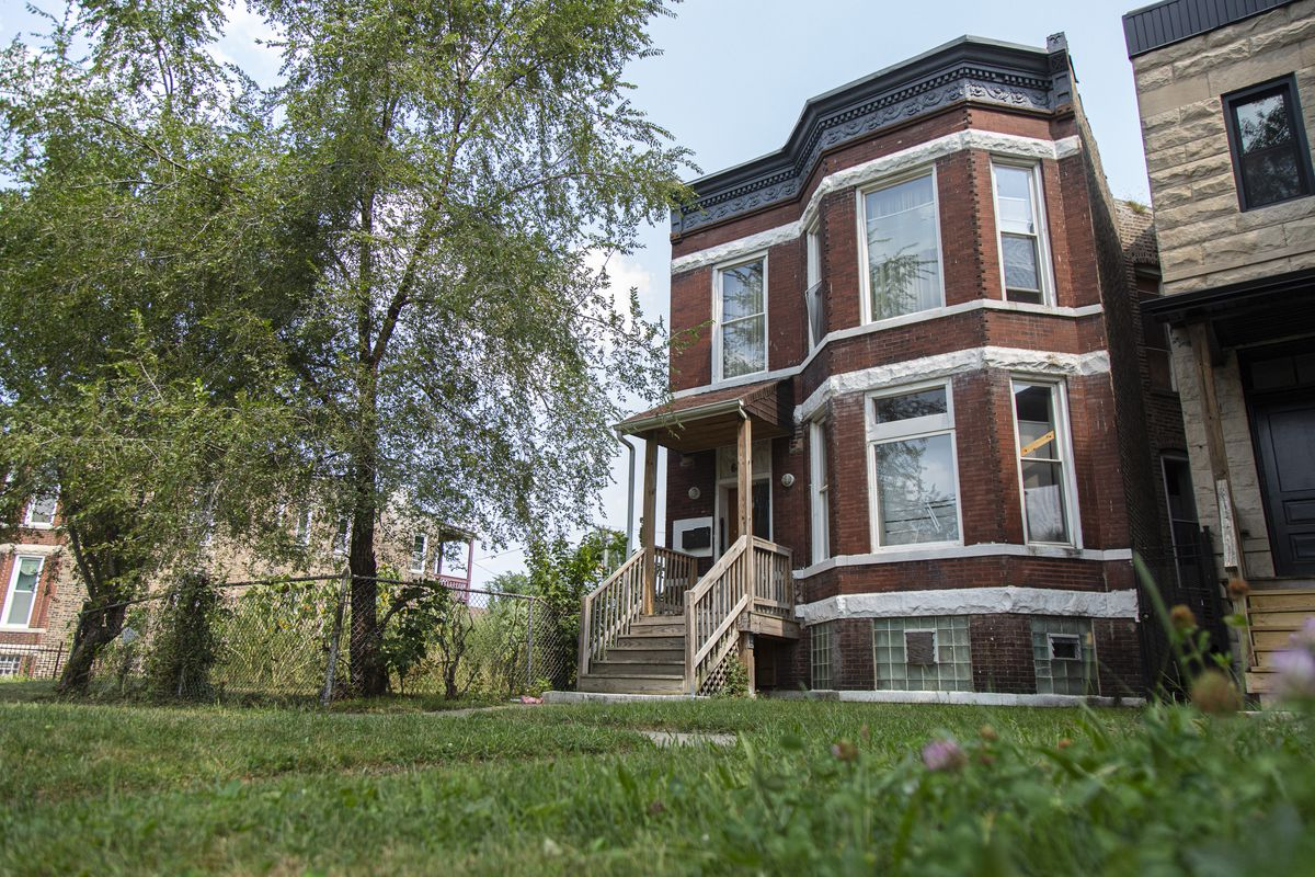 The Commission on Chicago Landmarks today granted preliminary landmark status to the South Side childhood home of Emmett Till, as sought by preservationists and the Till family. The home at 6427 S. St. Lawrence in Woodlawn is where the teen lived before the trip Down South that ended with his brutal lynching on Aug. 28, 1955.