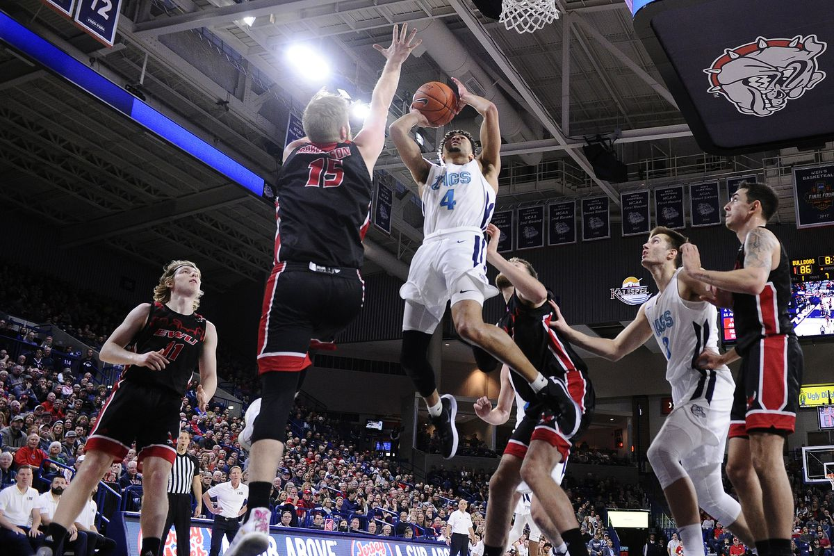 NCAA Basketball: Eastern Washington at Gonzaga