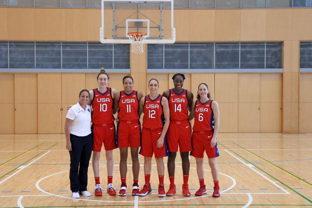 2021 USA Basketball: All-Access