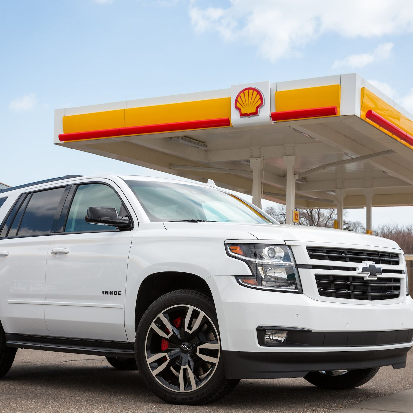 Chevy owners can now pay for gas from inside their cars The Verge