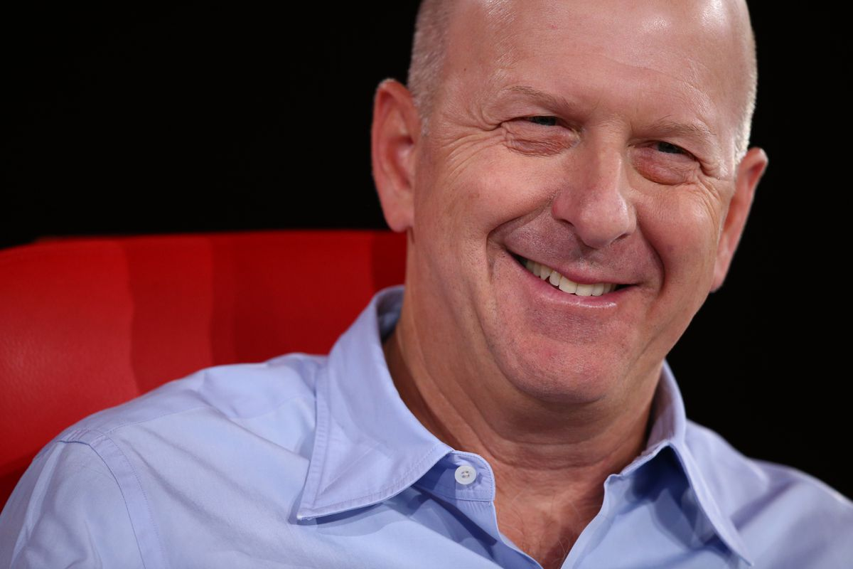 Goldman Sachs CEO David Solomon Code Conference interview