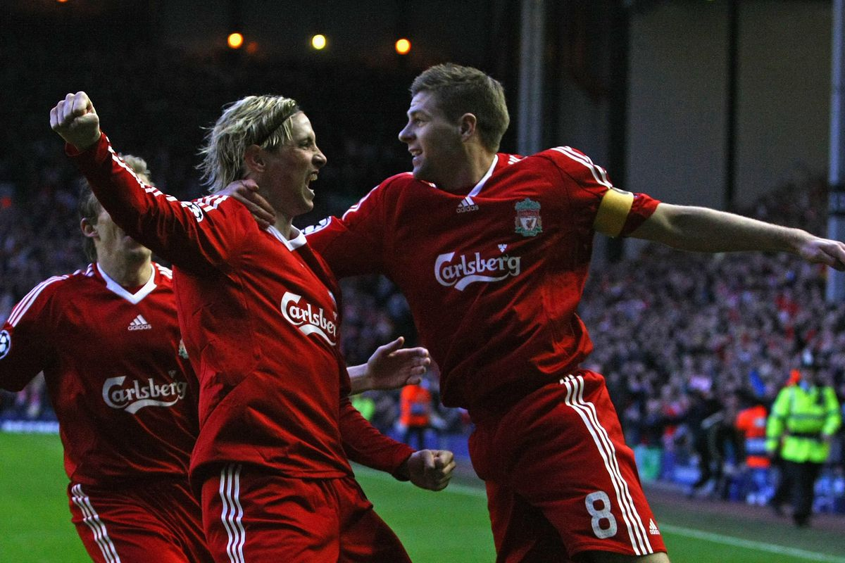 Torres: Gerrard Was Everything I Needed On The Pitch