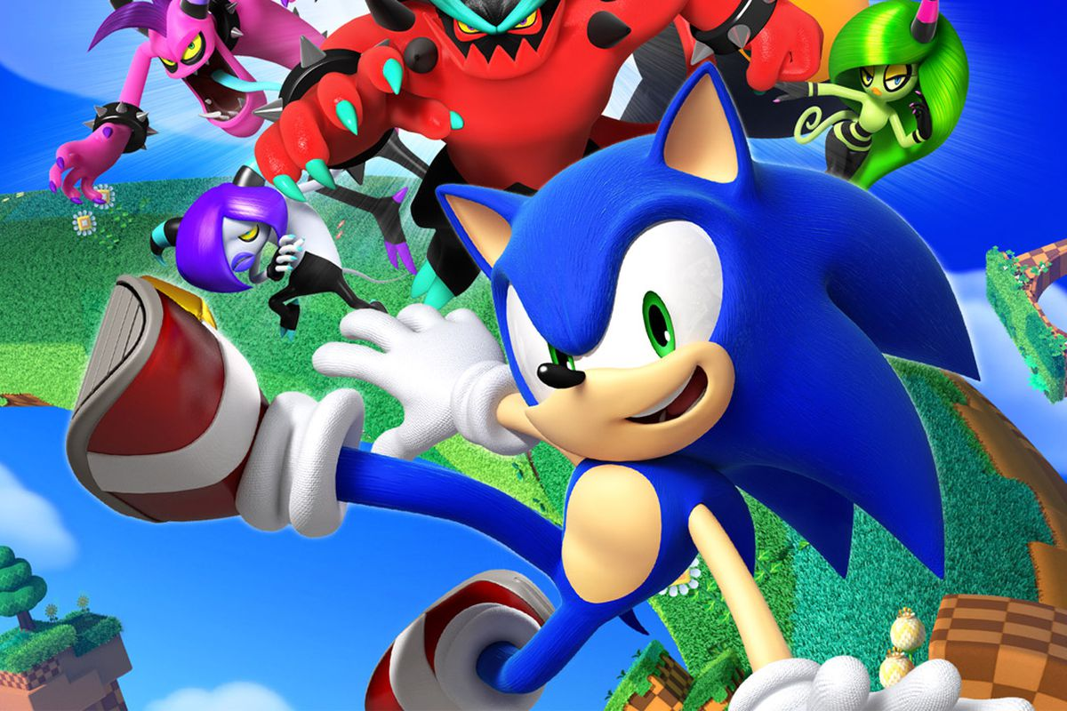 Sega Porting Sonic Lost World And Other Older Games To