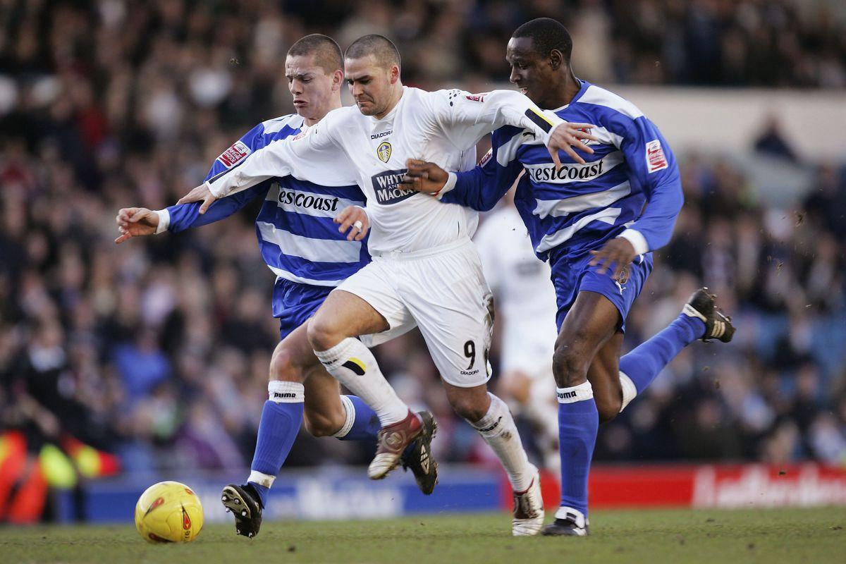 Leeds United v Reading