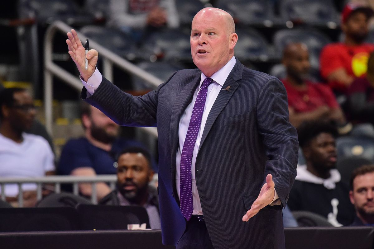 Hornets Dismiss Steve Clifford