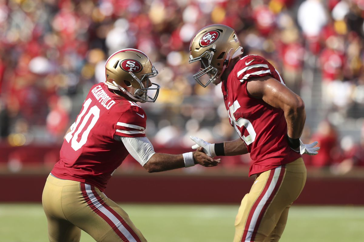 Are The San Francisco 49ers A Real Contender This Season We Debate Sbnation Com