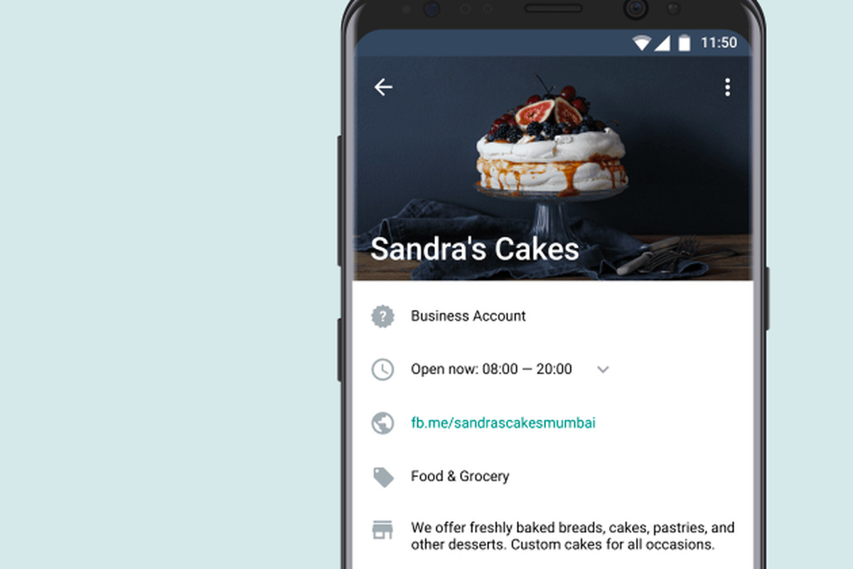 WhatsApp launches a separate app for small businesses - The