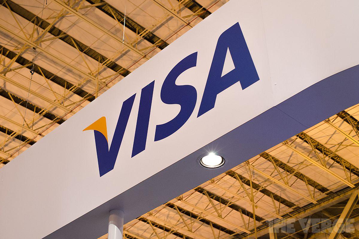 VISA logo (STOCK)