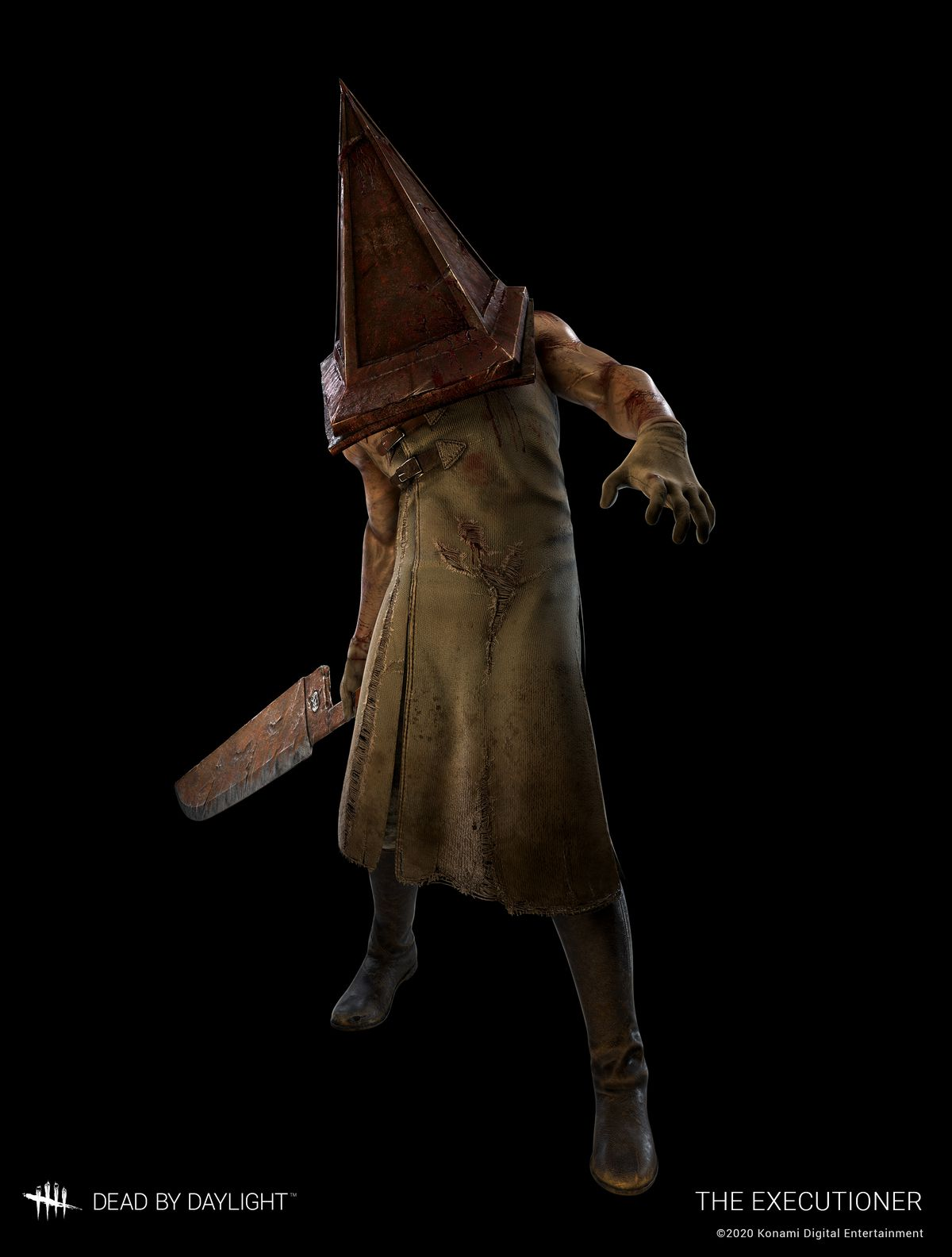 Silent Hill Dlc For Dead By Daylight Includes Pyramid Head Killer