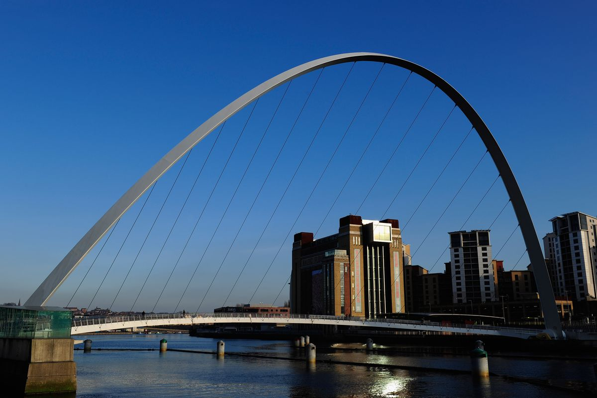 General Views Of Newcastle - 2012 Olympic Games Host City
