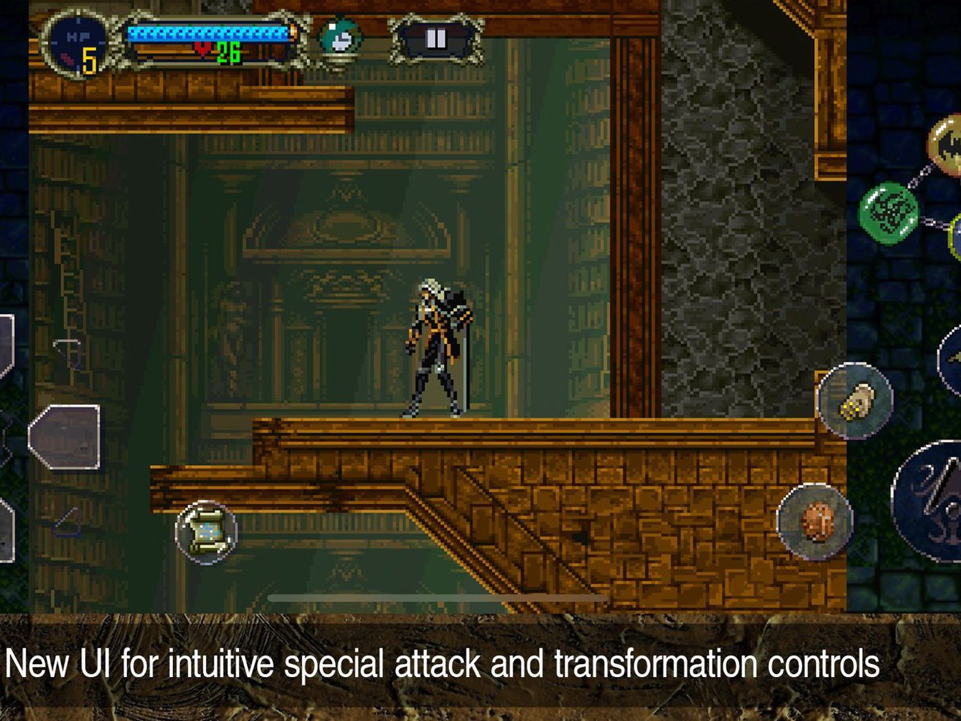 Castlevania Symphony Of The Night Gets Surprise Mobile Release