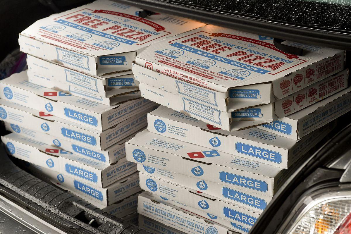 Berks Democratic Women Donate Pizzas To ManorCare Skilled Nursing Facility
