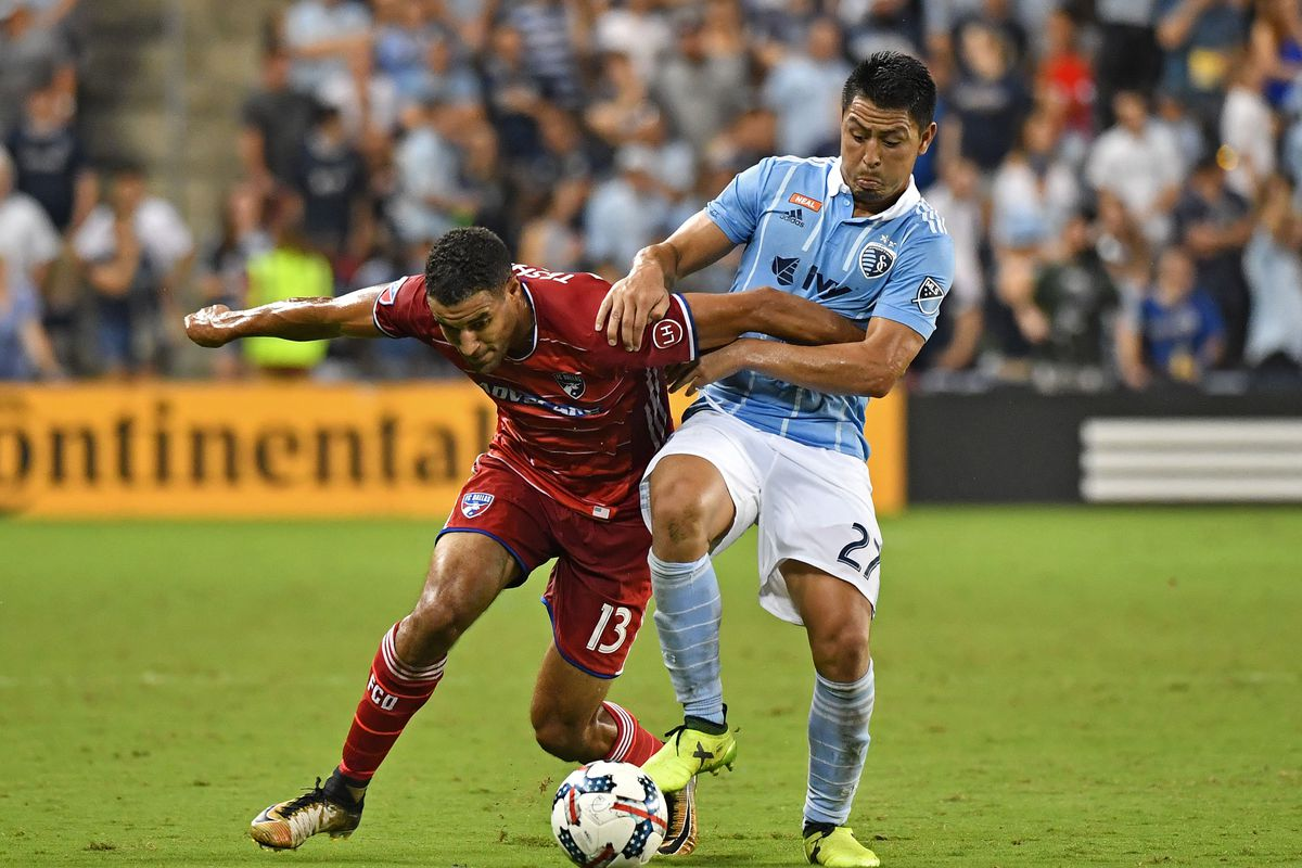 MLS: FC Dallas at Sporting KC