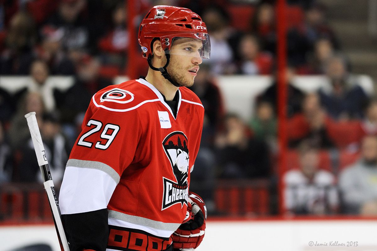 Defenseman Michal Jordan earned his first promotion to the Hurricanes Thursday and could make his NHL debut at PNC Arena vs. the Maple Leafs.