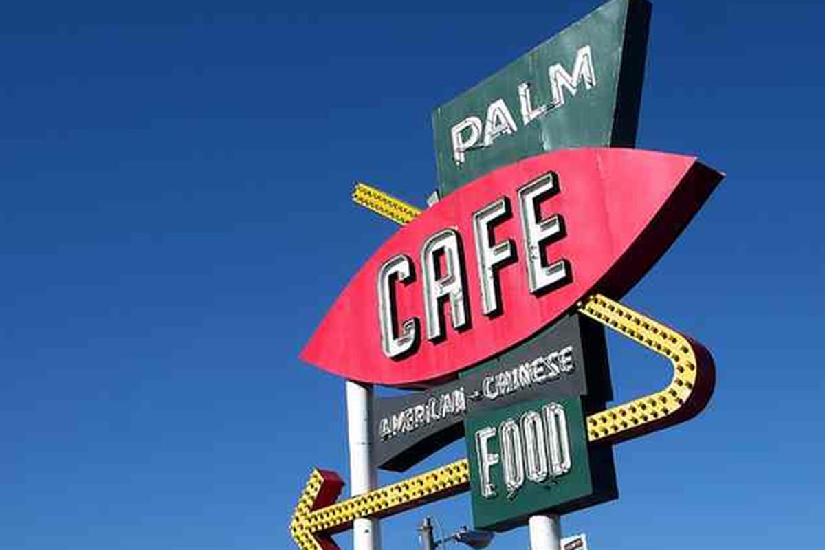 Palm Cafe, Los Angeles