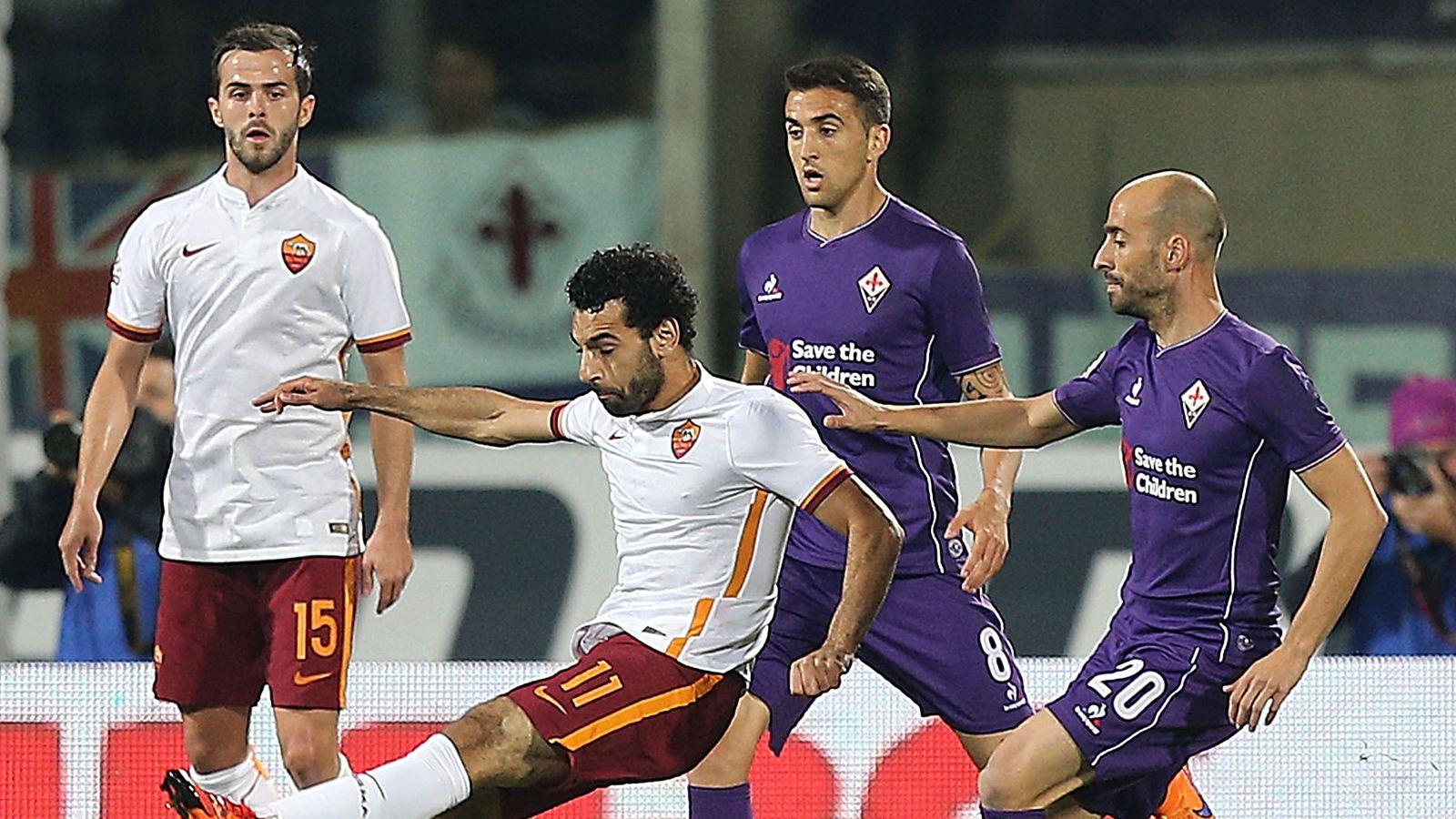 Roma vs. Fiorentina 2016 live stream: Game time, TV ...