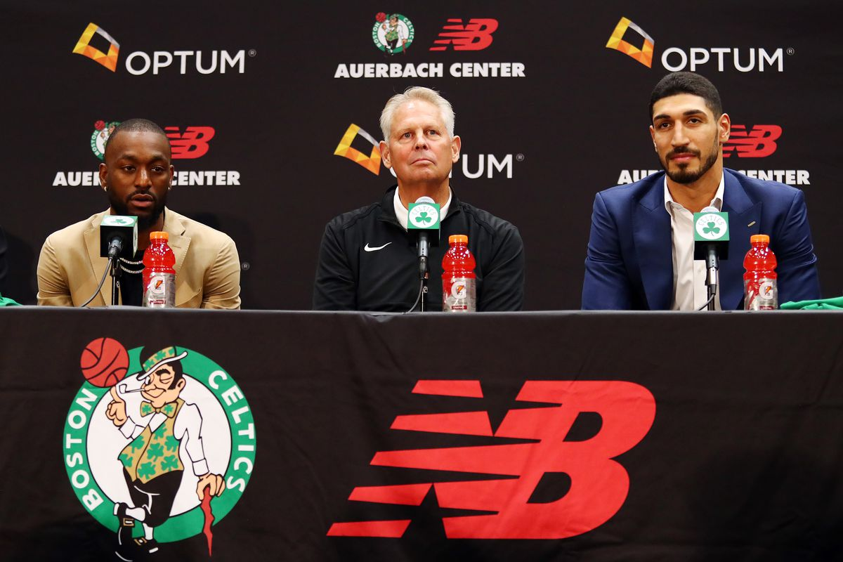 Projecting the Boston Celtics is not a simple equation