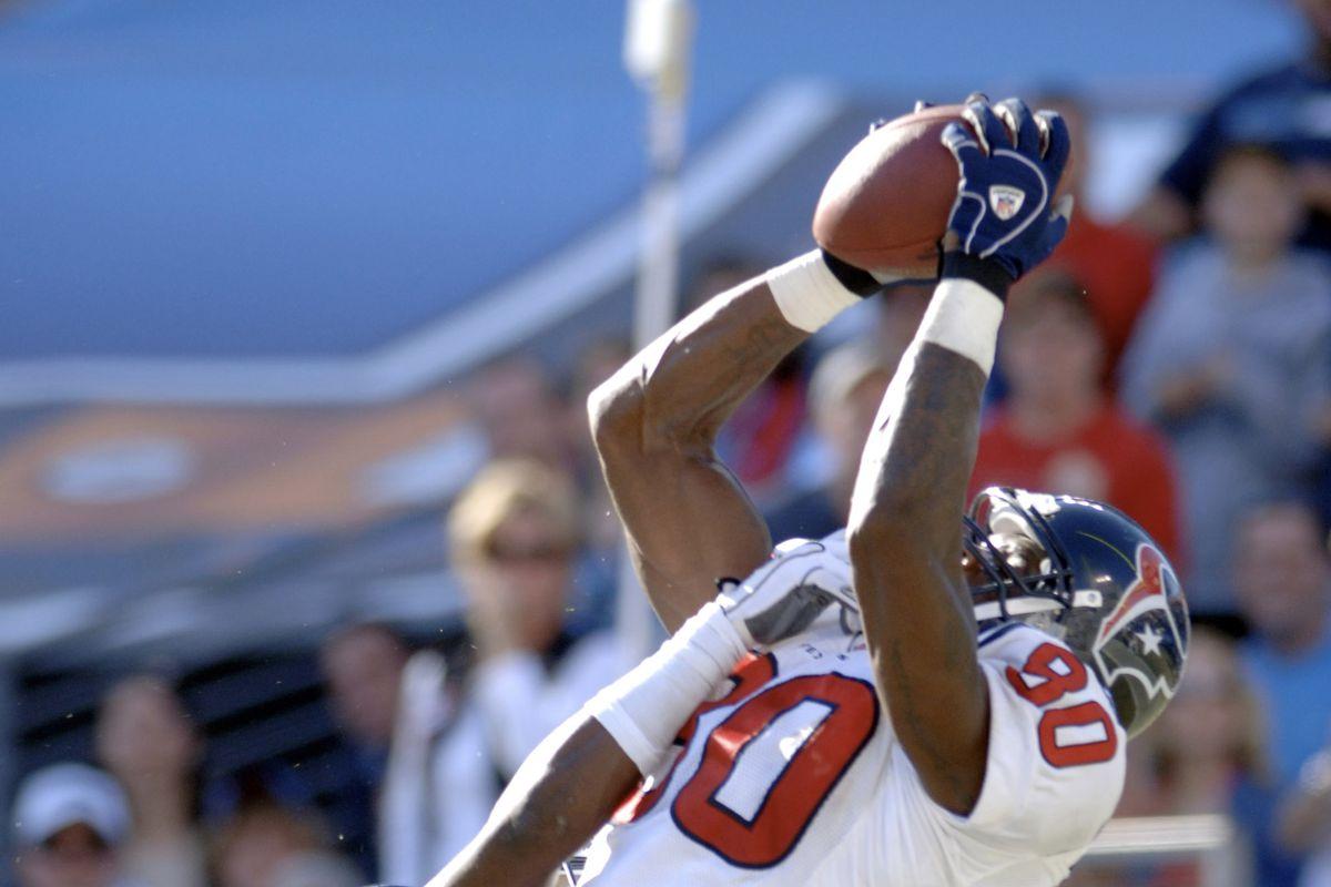Houston Texans vs Tennessee Titans - October 29, 2006