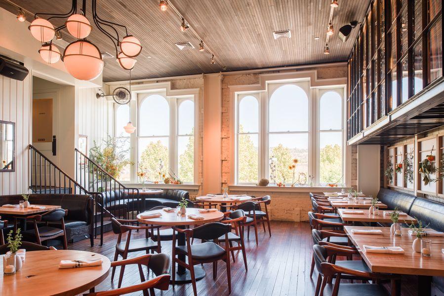 Ninebark restaurant in napa