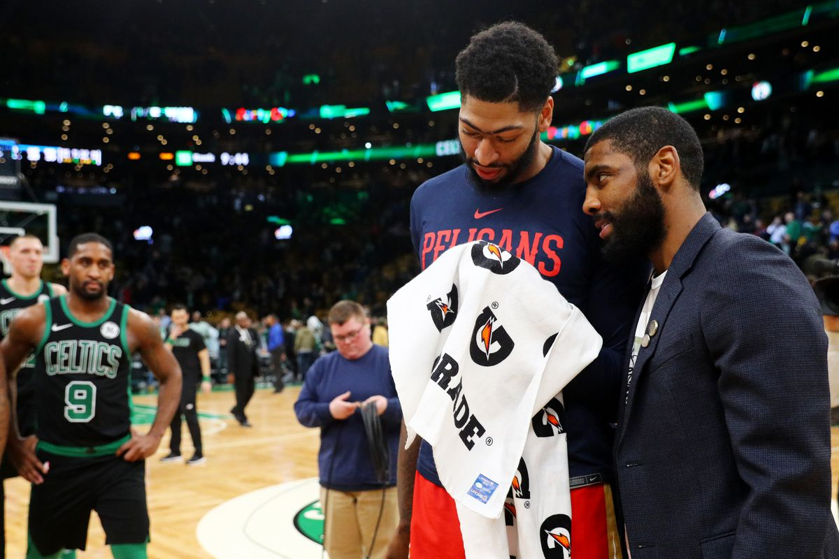 e5b8115a828 Anthony Davis Trade Primer: Evaluating potential deals which include Jayson  Tatum, Kristaps Porzingis and Ben Simmons