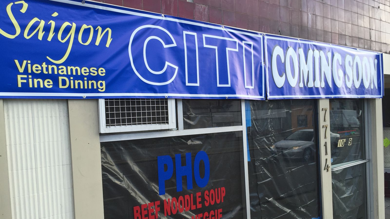 Updated: Saigon Pho and Deli Opens Near Northgate, Saigon Citi Coming Soon to Green Lake